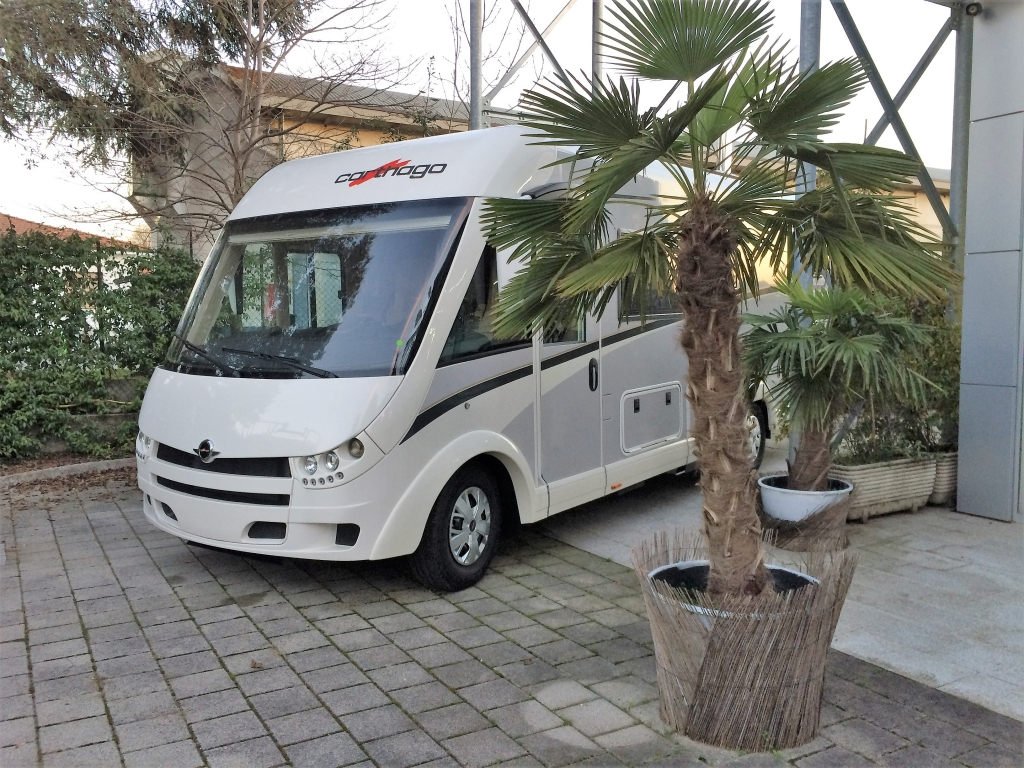 Carthago C-Tourer I 149 camper in pronta consegna.