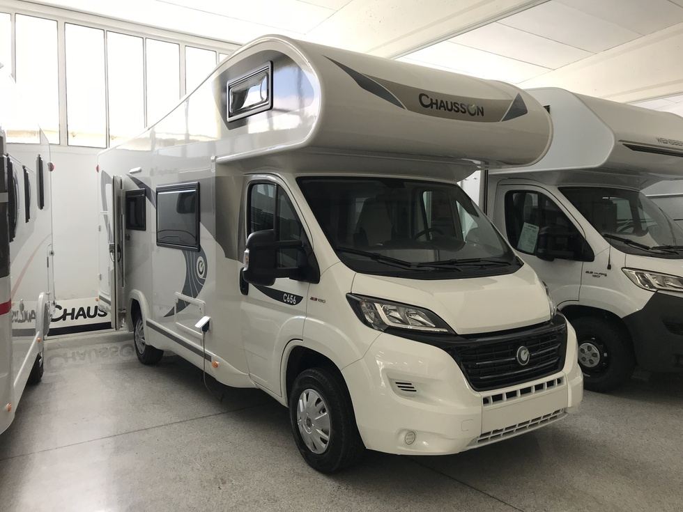 Chausson Flash C 656 pronta consegna