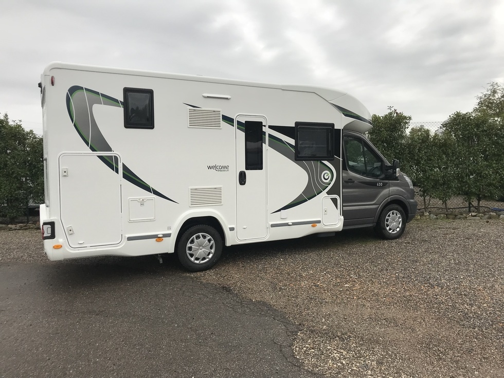 Chausson Welcome 630 venduto