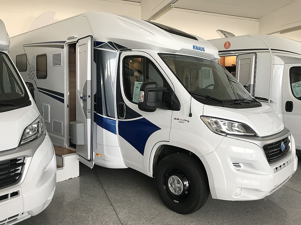 Knaus Live Wave 650 MX in arrivo.