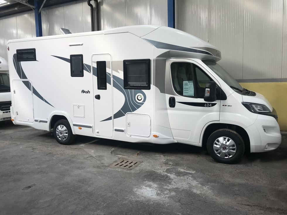Chausson Flash 624 pronta consegna
