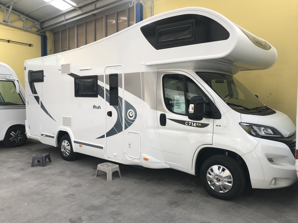 Chausson Flash C714GA pronta consegna