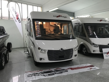Carthago C-Tourer I 141 LE venduto