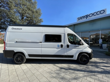 Chausson V594 Max First Line camper in pronta consegna