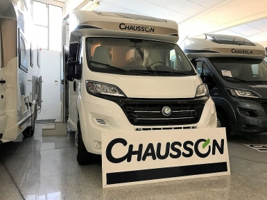 Chausson Flash 610 Camper venduto