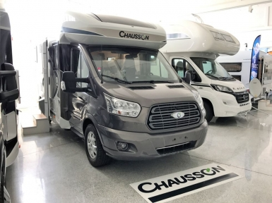 Chausson Welcome 610 Limited Edition Camper venduto