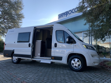 Etrusco Campervan 640 SB in pronta consegna