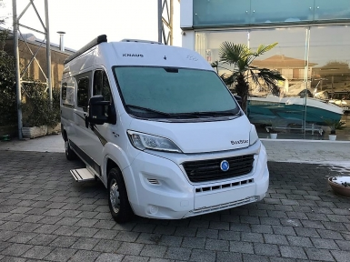 Knaus Box Star 600 ME Platinum Selection venduto