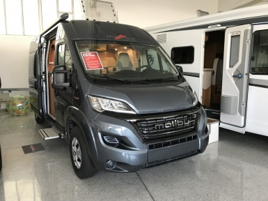 MALIBU VAN 600 DB LOW-BED pronta consegna