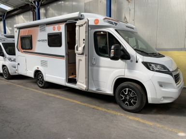 Weinsberg CaraCompact 600 MF Edition Pepper pronta consegna