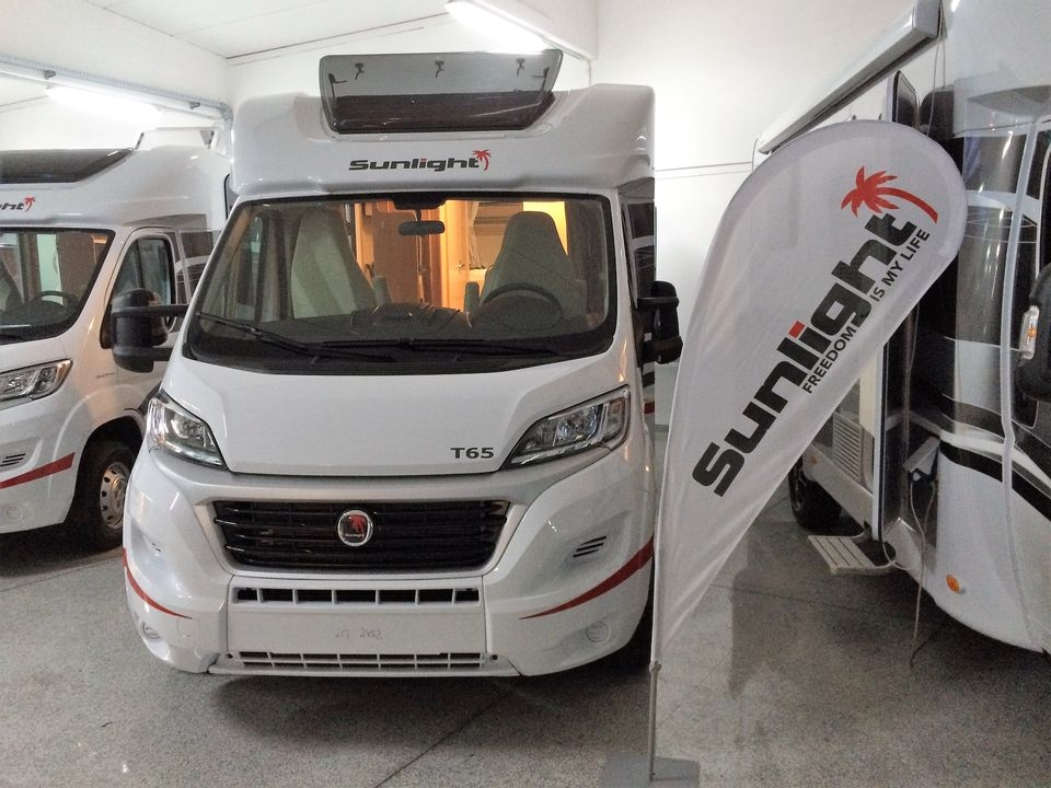 Sunlight T 65 CAMPER VENDUTO